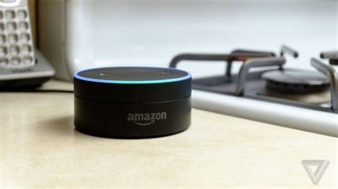 Amazon Echo Dot review: here comes the Alexa army   The Verge
