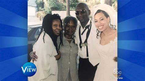 Whoopi Goldberg's Daughter Gives Her a Special Mother's