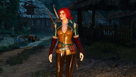 This Witcher 3 Mod Lets You Play as Triss, Yennefer, or