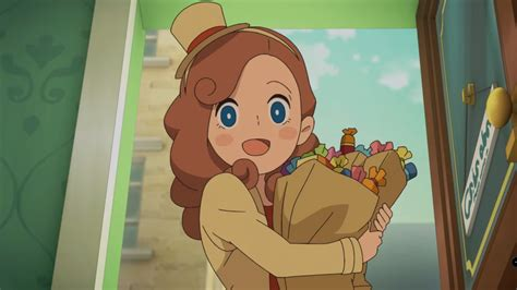 Trailer released for upcoming Layton Mystery Detective