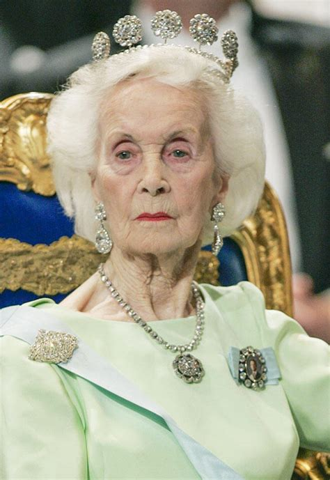 Princess Lilian of Sweden Dead at 97 - Today's News: Our