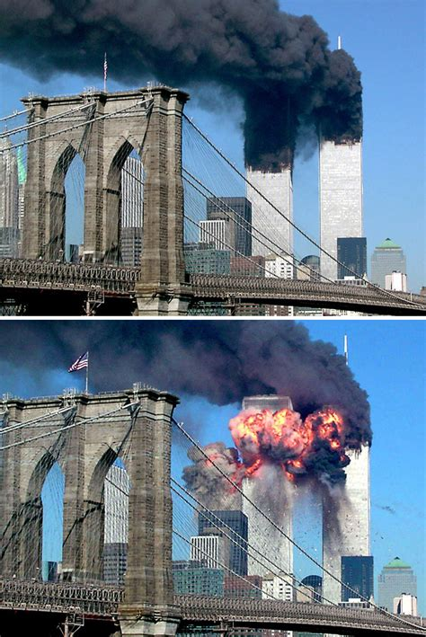 15+ Rare Photos Of 9/11 You Probably Haven't Seen Before