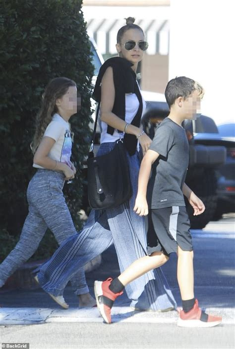 Nicole Richie says she's relaxed strict rules on her kids