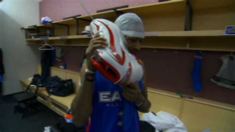 """Allen Iverson: """"The Answer"""" Answers Shaq's Shoe Phone"""