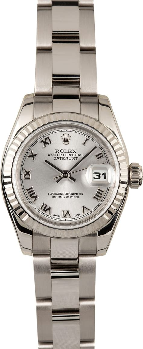 Rolex Ladies Presidential - Save 50% at Bob's Watches