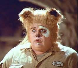 John Candy's character Barf from Spaceballs