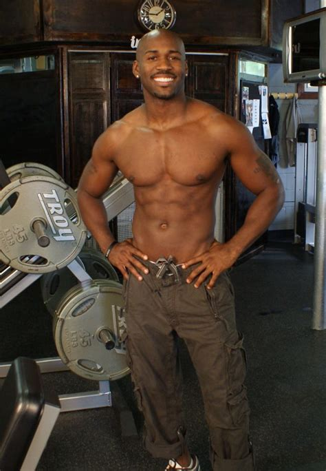 Man Crush of the Day: Trainer Dolvett Quince   THE MAN