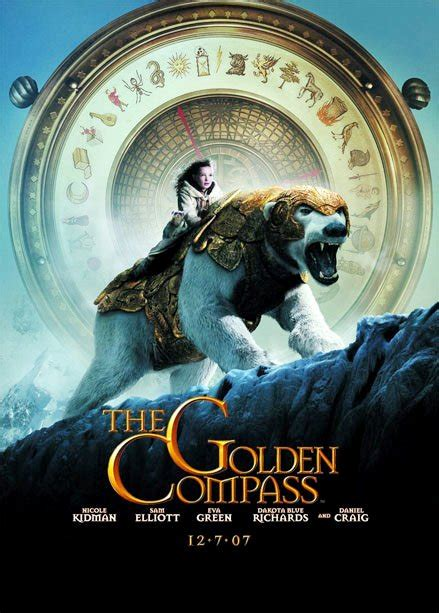 Stunning Golden Compass Character Posters Unveiled