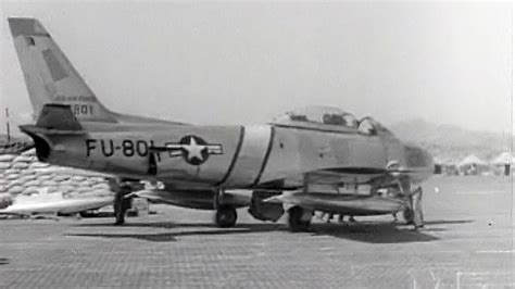 The Fighting 51st: F-86 Sabre Jets in Korea (Restored 1953
