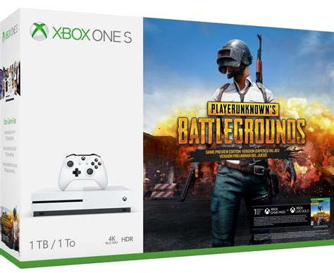PUBG Xbox One S Bundle Launching Later This February