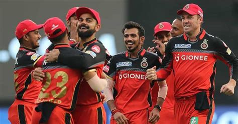 IPL 2019: Complete squad of Royal Challengers Bangalore