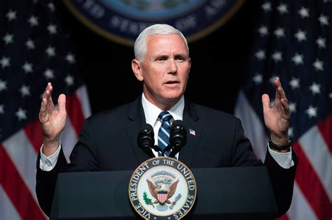 Pence to hit 3 Democratic Senate candidates in TV ad buy
