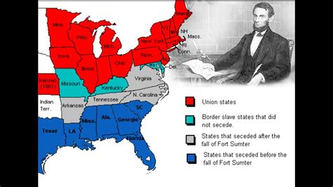 After thoughts by Abraham Lincoln: Emancipation of Border
