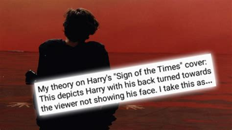 One Eagle-Eyed Fan Has A BIG Theory About Harry Styles