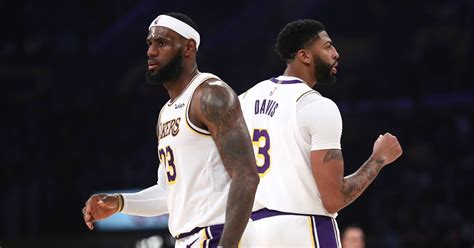 LeBron, AD and Lakers Frequent Recipients in Annual GM