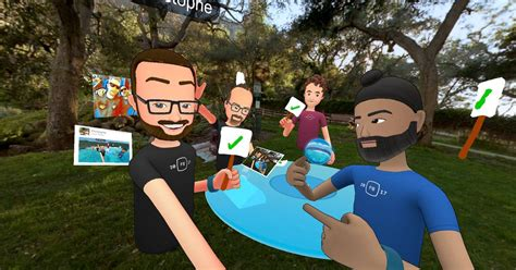 Facebook's bold and bizarre VR hangout app is now