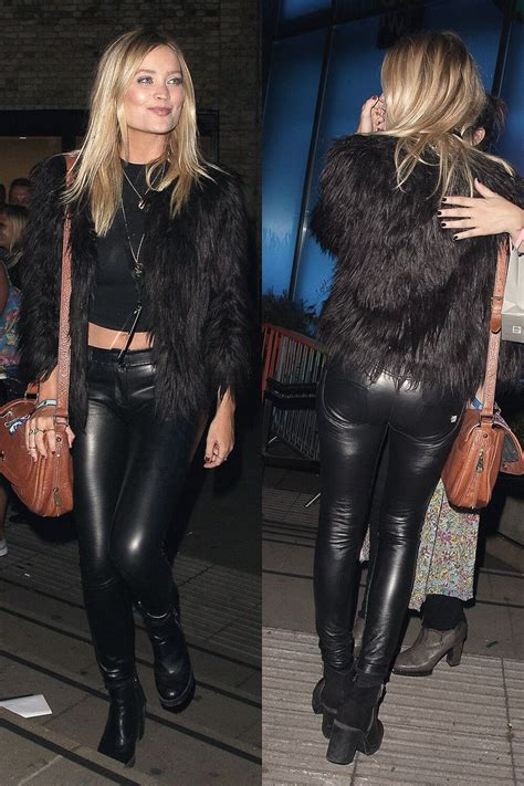 17 Hottest Actresses Who Look Damn Sexy In Leather Pants