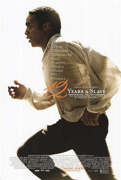 12 Years a Slave movie posters at movie poster warehouse