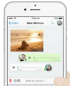 Solutions for 6 WhatsApp Voice Message Problems on iPhone