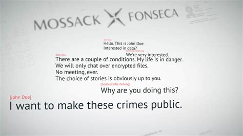 Panama Papers: This is the leak