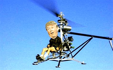 Memeday: If Donald Trump offers you a free helicopter ride