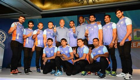 2016 Kabaddi World Cup: Know your Indian squad of 14 players