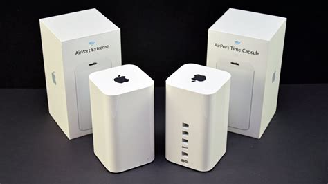 Apple Airport Extreme and Time Capsule (2013): Unboxing