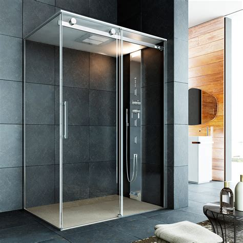 Noor steam-S made to measure shower&hammam space, with