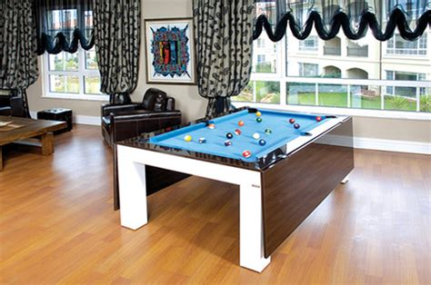 Dining Table: Fusion Pool Table Dining Table Combo