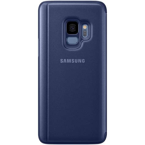 Köp Samsung Clear View Standing Cover Samsung Galaxy S9