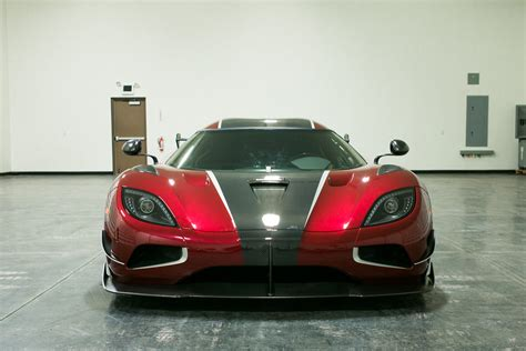 Koenigsegg Agera RS Achieves Multiple Production Car World