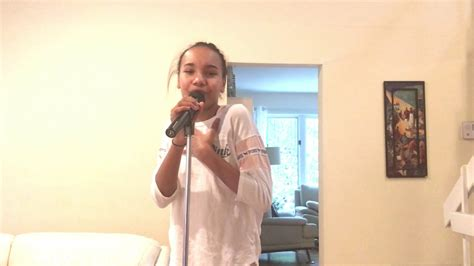 Diana from The Voice Kids Germany sings Whitney Houston